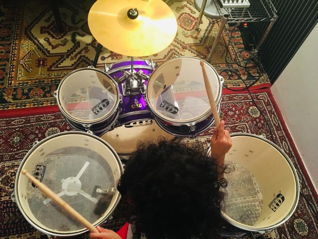 Corsi di musica sin da bambini